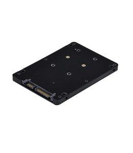 Boitier mini PCIE mSATA SSD 2.5'' SATA 3