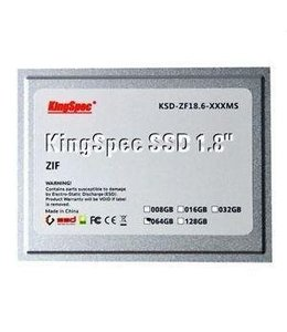 KingSpec SSD 1.8 - 64Go