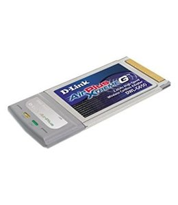 D-Link Adaptateur CardBus DWL-G650
