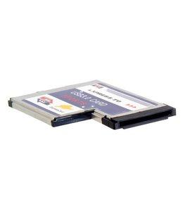 Contrôleur ExpressCard 34MM/54MM 1 Fente PCI-Express