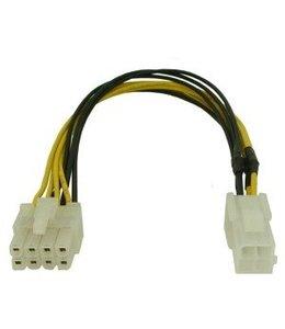Cable Molex à 4 pins ATX + 12 volts