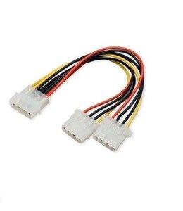Cable Molex a double molex