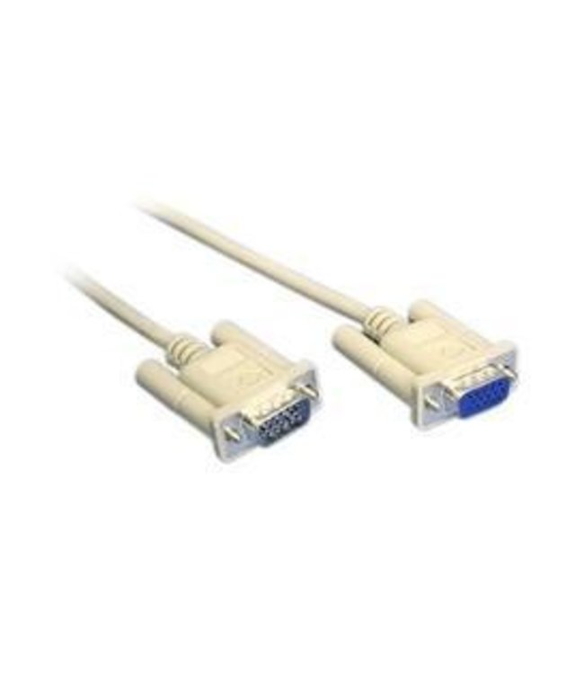 Cable VGA M/F 10 pieds