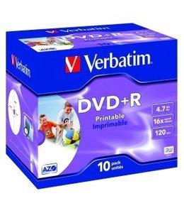 Verbatim DVD+R 16x Printable