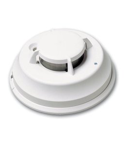 Smoke Detector Type Security