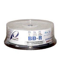 Rodisc BD-R 6X 25PK