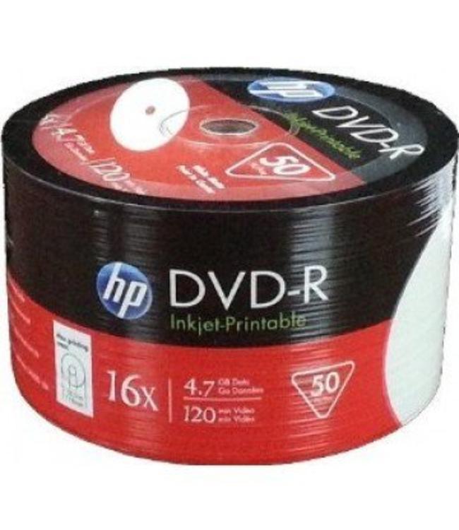 HP DVD-R 16X 50PC