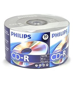 Philips CD-R 52X 50 PC