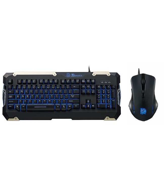 Ttesports COMMANDER Gaming Gear Combo