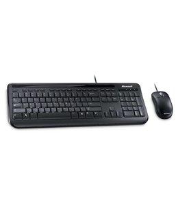 Ensemble de clavier et de souris filaire Microsoft 400