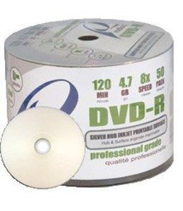 Rodisc DVD-R 16X 50PK