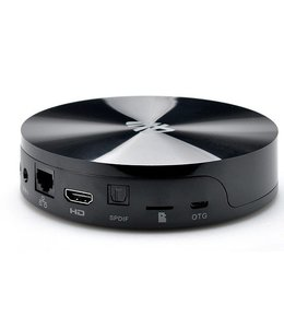 MBOX S82 8GB TV Box - Quad Core 2GHz, UHD (4Kx2K) Decoding, 2GB RAM, Dual Wi-Fi Band, Android 4.4 OS