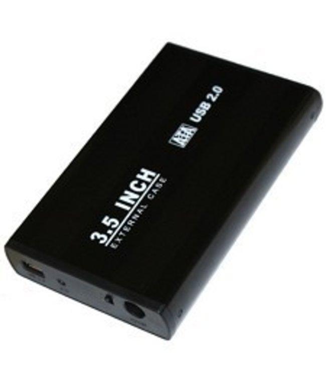 Boitier Externe 2,5'' SATA Power Data - USB