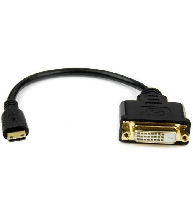 Adaptateur Mini HDMI /M à DVI-D /F Startech