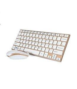 Clavier + souris sans fil HK 3910 Couleurs varier