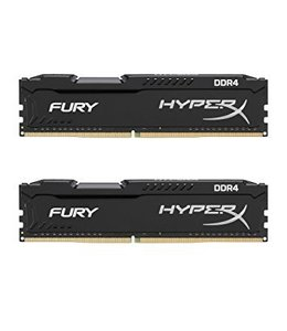 Kingston Kit Mémoire 16 Go DDR4 Kingston HyperX 2133 Mhz