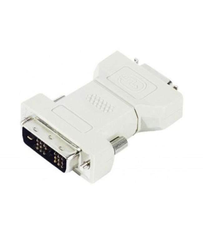 Adaptateur DVI-I /M Single Link vers VGA /F