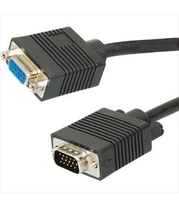 Extension VGA M/F 25 pieds