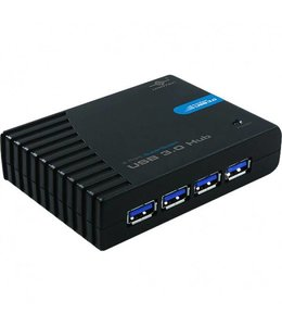 Concentrateur USB 3.0 4-Ports Vantec
