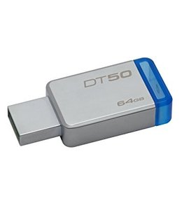 Kingston Clé USB 3.0 Kingston 64GB DataTraveler 50