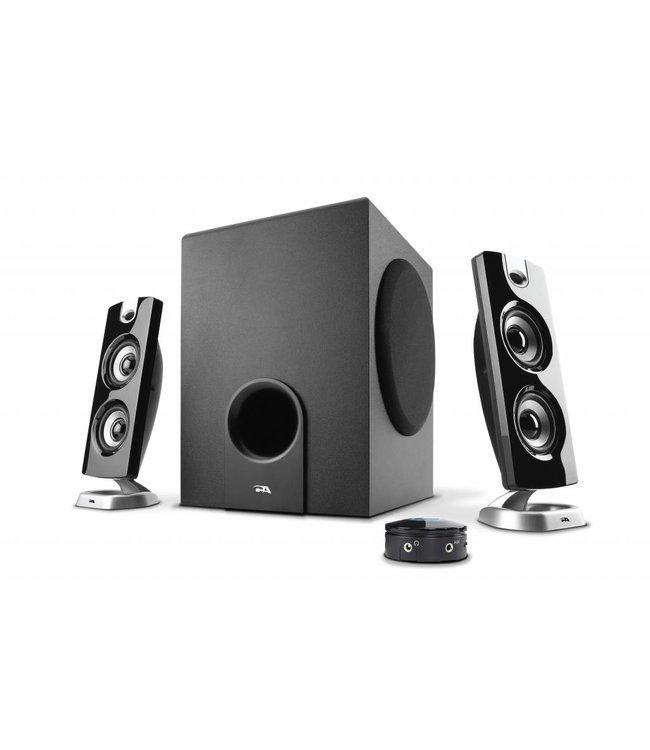 Cyber Acoustics Haut-parleur 2.1 Cyber Acoustics CA-SP22