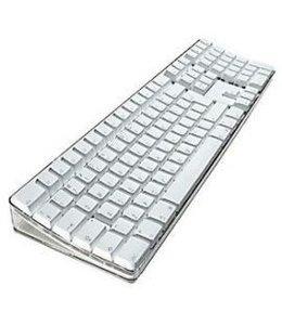 Apple Clavier Fillaire Aplle A1048 Anglais Usagé
