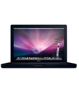 MacBook 4,1 Early-2008 - Noir