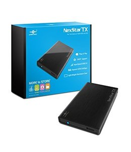 Vantec NEXSTAR TX NST-228S3-BK 2.5'' USB 3.0