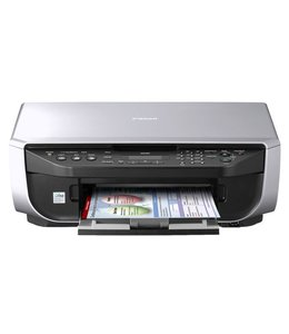 Canon Pixma MX300 Used  (New Black ink)