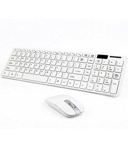 Ensemble clavier et souris sans fil 2.4 GHz