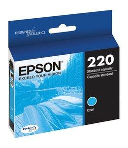 T220220 Cyan Encre Compatible