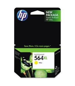 HP564XL Jaune Encre Compatible