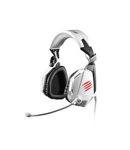 Écouteur avec Micro Mad Catz F.R.E.Q. 5 Blanc