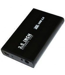 Powerdata External Case  3,5'' SATA PowerData - USB 3.0