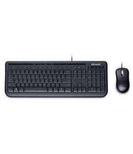 Microsoft Ensemble de clavier et de souris filaire Microsoft 600