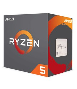 AMD Ryzen 5 1600X 3.6Ghz (No Fan)