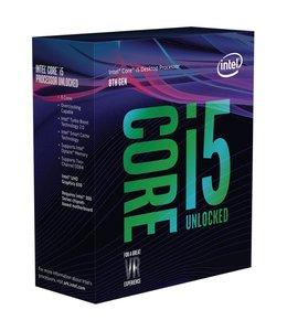 Intel i5 8600K @3.6Ghz