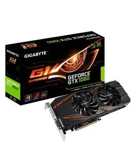 Gigabyte GTX 1060 G1 Gaming 6Go