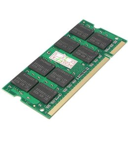 2Go DDR2 PC2-8500/1066Mhz SODIMM Used