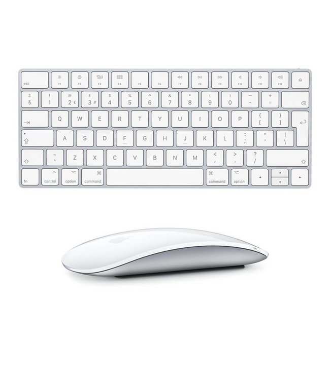 Combo clavier FR/souris Apple Magic 2