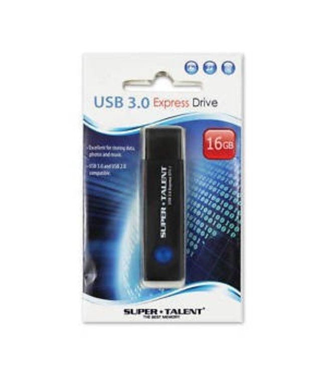 Clé USB 2.0 Super Talent 16Go