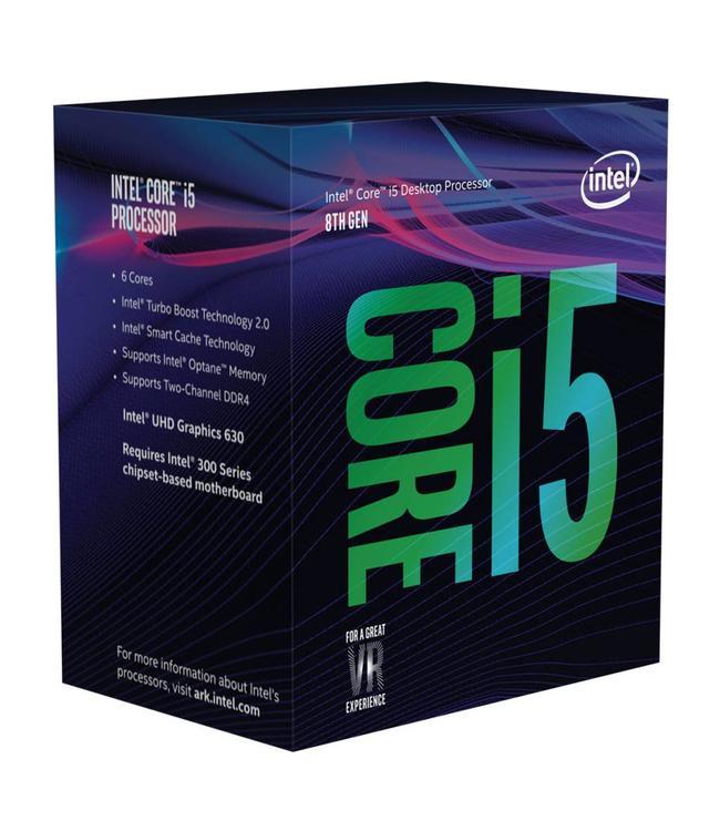 Intel Core i5 8500@3.0Ghz