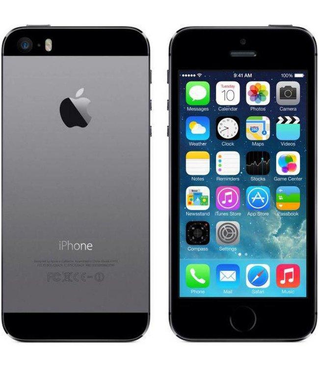 Iphone 5S 16Go Silver (Écran Neuf)