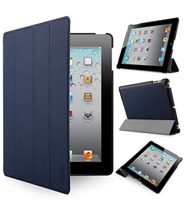 Pochette iPad 2/3/4 Bleu usagé
