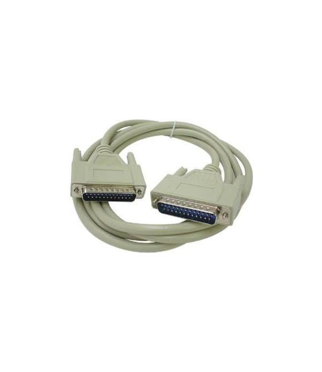 Cable serie DB25M/DB25F 6Ft