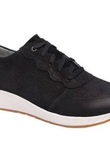 Dansko Dansko Christina Black Ladies Oxford Sneaker