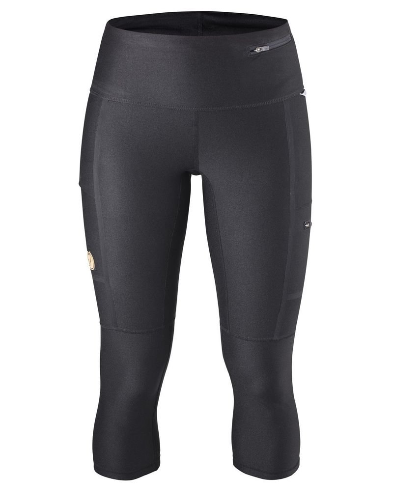 Fjall Raven Abisko Trekking Tights 3/4, Women's
