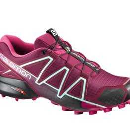 Salomon SHOES SPEEDCROSS 4 W Tibetred/Sangria/Bk