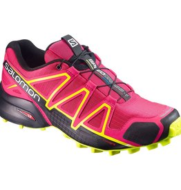 Salomon SHOES SPEEDCROSS 4 W Virtual Pi/Bk/Sulph