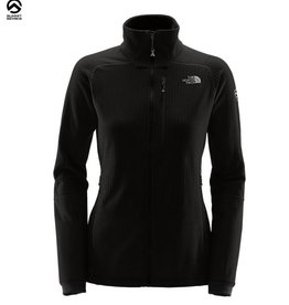 The North Face W SUMMIT L2 FUSEFORM GRID FLEECE FULL ZIP